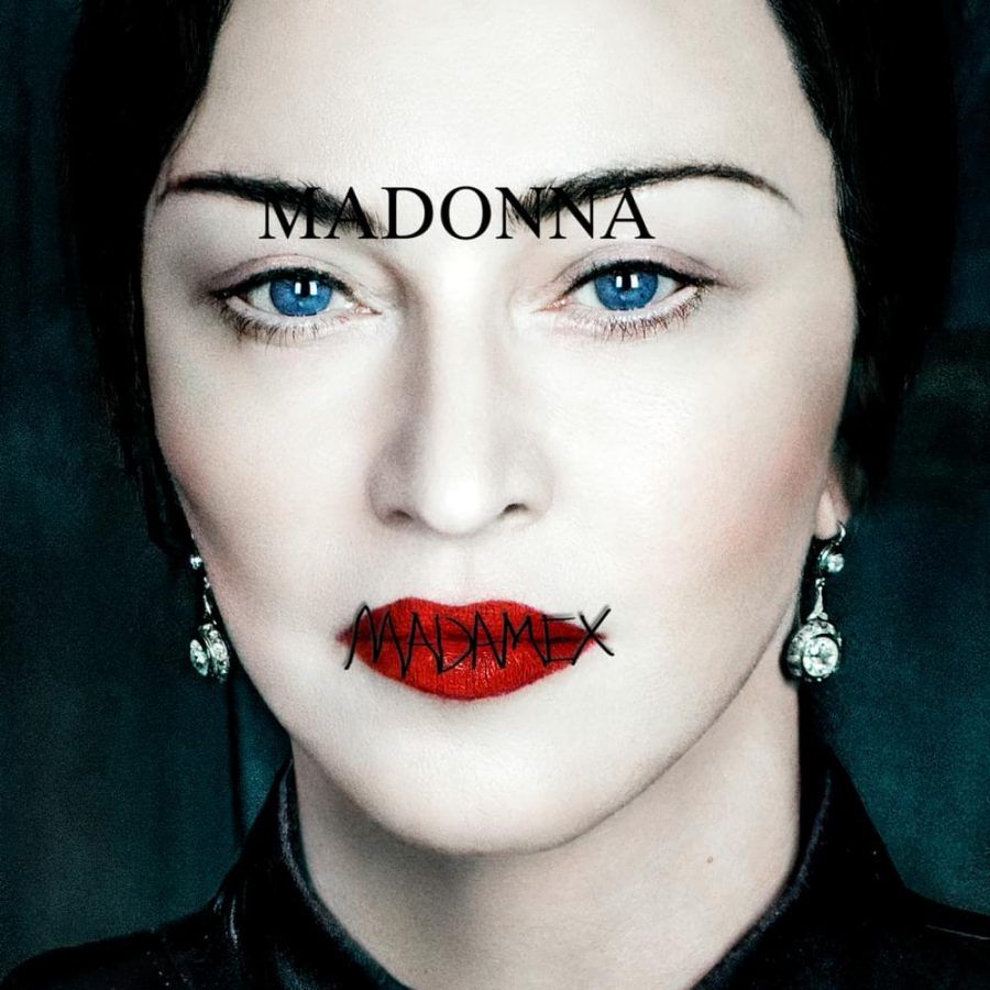 "Madonna tells America to ""wake up"" with 'Madame X'."