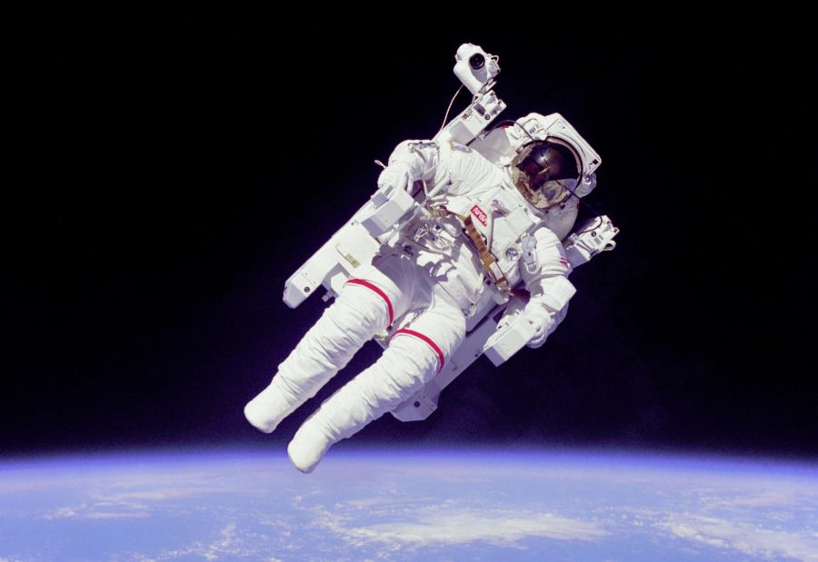 Arnoldus: What NASA's first fully-female spacewalk can teach us about gender inequality