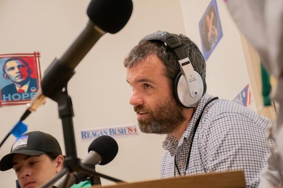 Algonquin Politics Podcast promotes political discourse