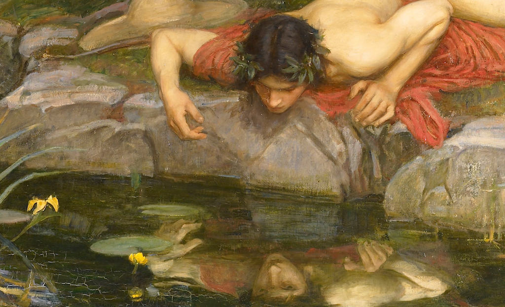 In mythology, Narcissus' vanity is the cause of his undoing -- just like the mental health of many Homecoming Princes and Princesses.