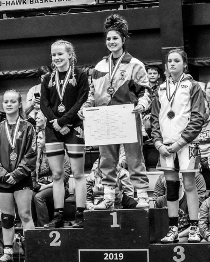 Pinning the patriarchy: PV female wrestler dominates the competition