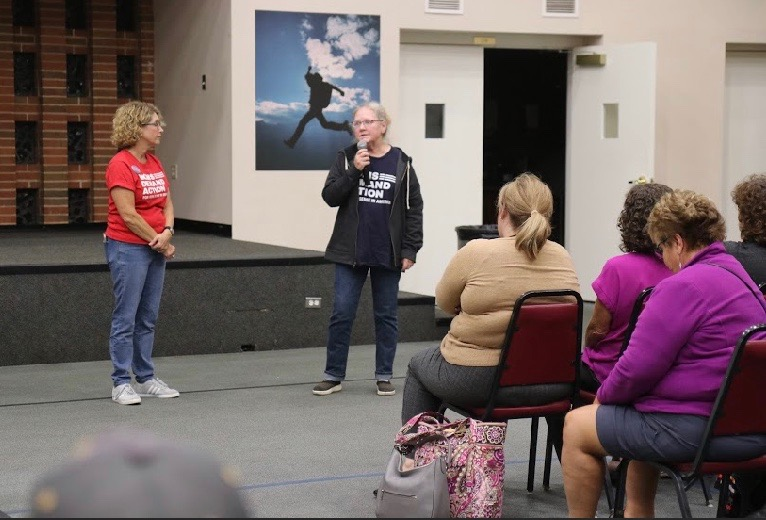 West County Moms Unite To Promote Gun Control