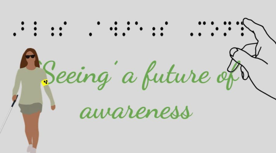 Blindness Awareness Month: 'Seeing' a future of awareness