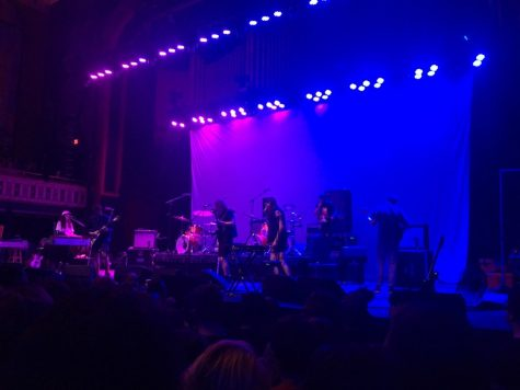 Atlanta sees the arrival of King Gizzard & The Lizard Wizard