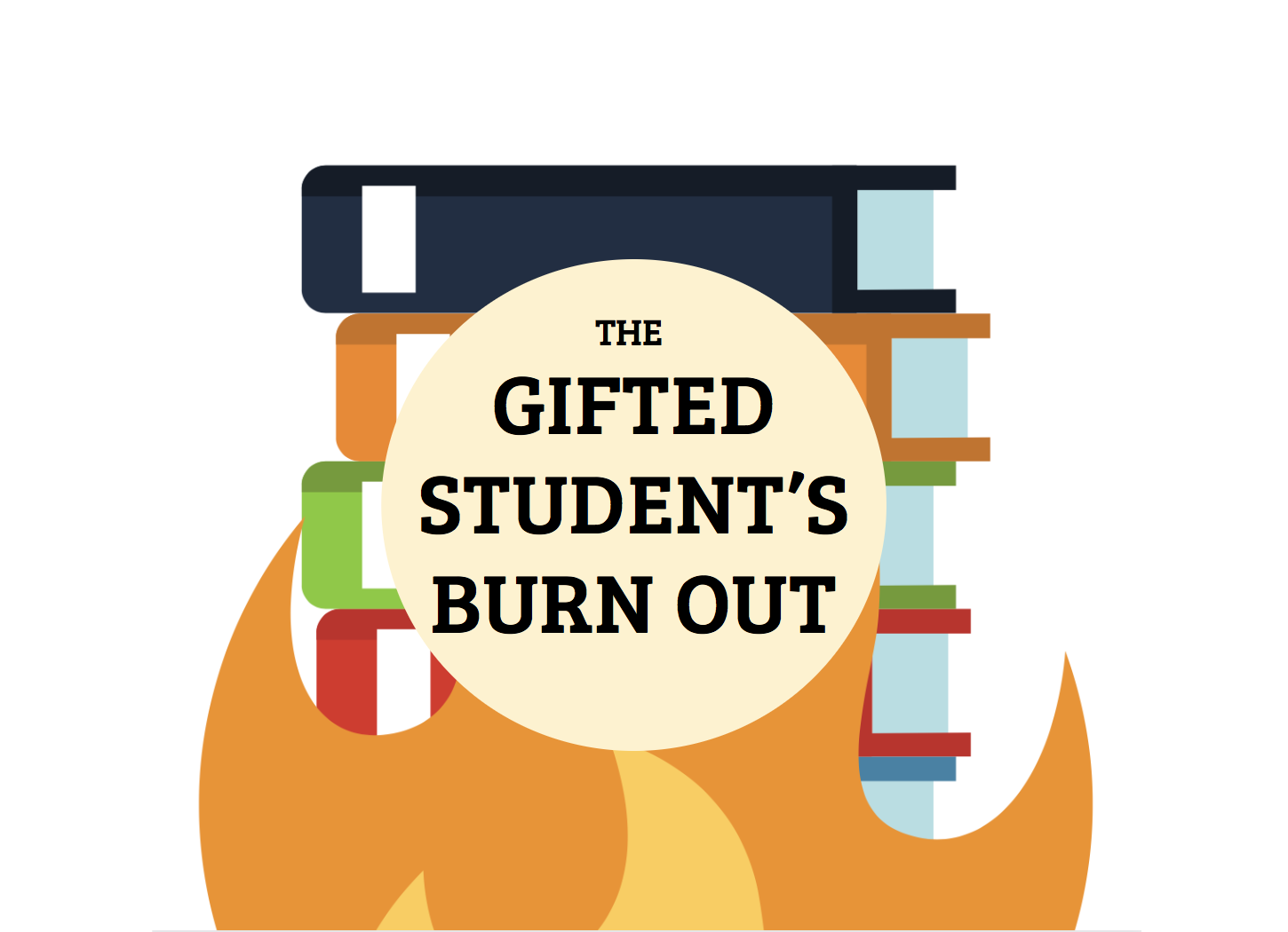 As a result of gifted programs in elementary school, highschool and even college students struggle to live up to what they have been labeled. Gifted students were assessed as early as kindergarten in order to put them into more advanced classes to help them learn at a faster pace.