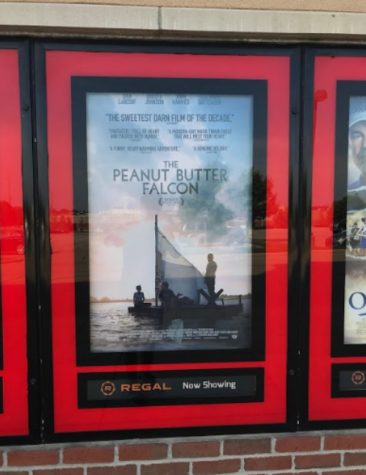 Peanut Butter Falcon flies into theaters