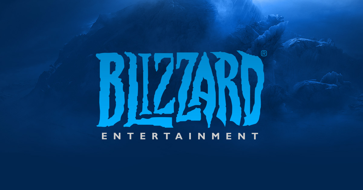 The primary Activision Blizzard logo. The gaming giant has been embroiled in controversy after banning a player over pro-Hong Kong sentiments. Featured image from blizzard.com