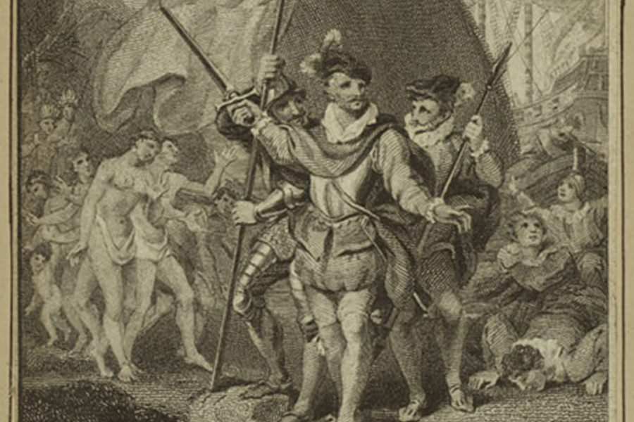 Columbus Day causes controversy