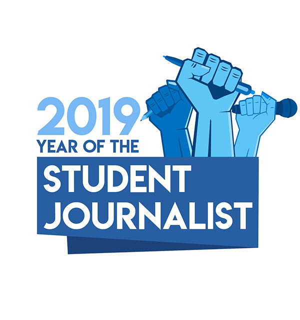 Student+Press+Law+Center+declared+2019+the+Year+of+the+Student+Journalist.+They+hope+this+will+bring+awareness+to+the+important+work+student+journalists+do+everyday.+They+also+hope+it+will+help+people+understand+the+threats+student+publications+face+when+it+comes+to+censorship%2C+budget+cuts+and+retaliation.+