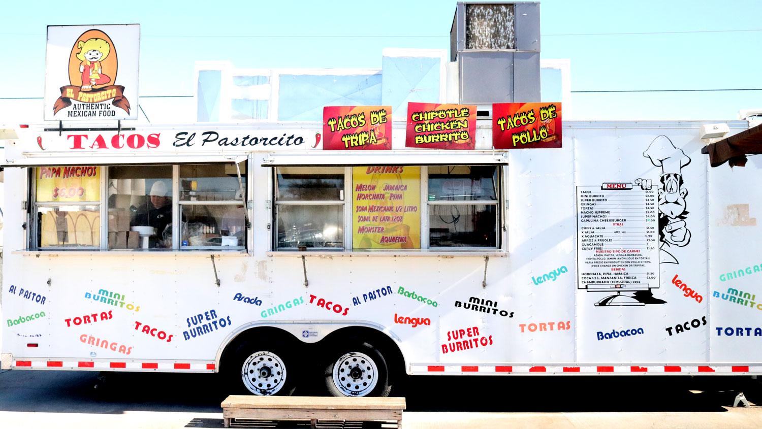 Businesses in Liberal, such as El Pastorcito on main street are common to be found. You can find one right next to the grocery store or even a car lot. Hispanic owned businesses add a cultural flare to the town.