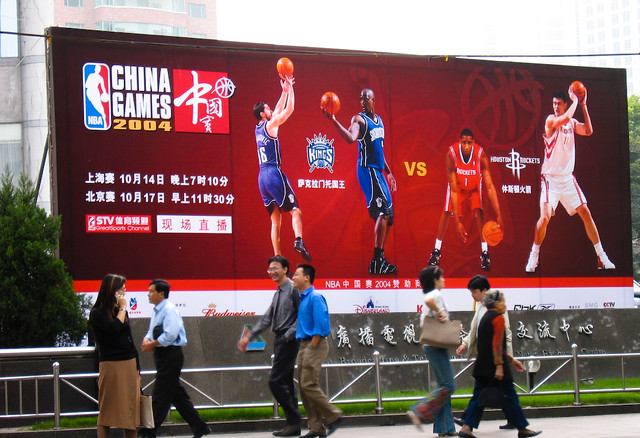 NBA's Controversy with China