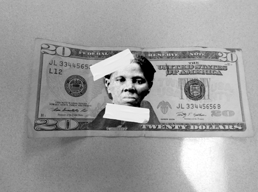 LONG WAY OFF. Adding Harriet Tubman to the 0 bill has been delayed from 2020 until at least 2028.