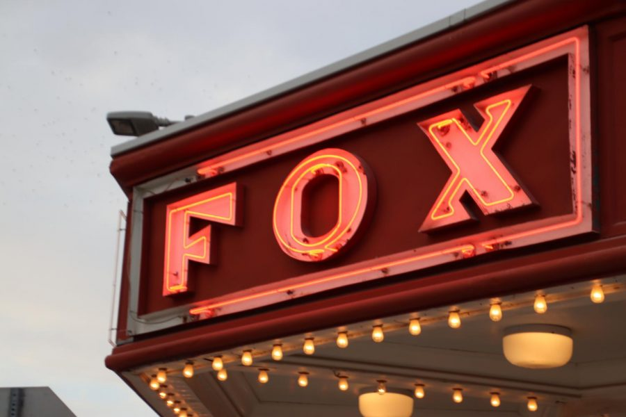 Fox Theater shows locally filmed movie