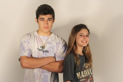 Juna and Joey duo competes on Nickelodeon show