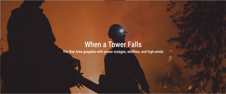 When a Tower Falls