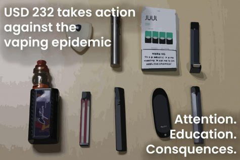 The Blue Valley School District takes legal action against JUUL
