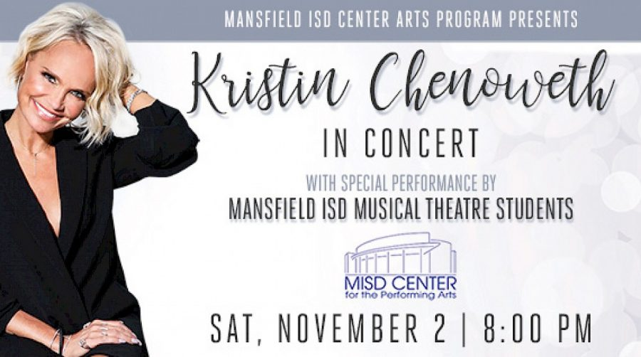A+few+MISD+students+were+fortunate+enough+to+perform+with+Chenoweth+at+her+concert.+