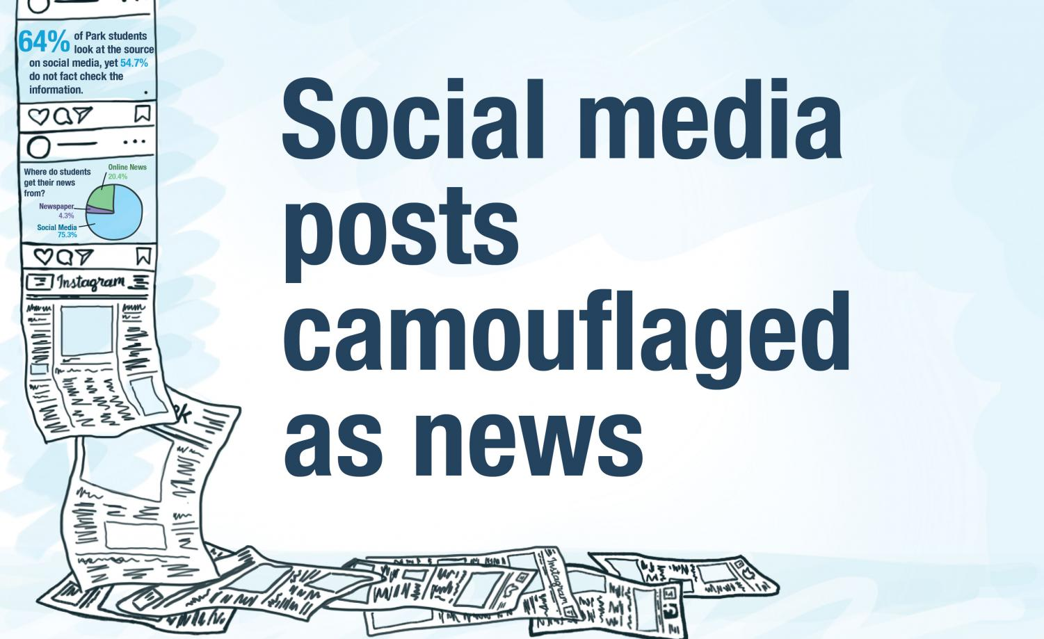 According to Associate Director for the National Association for Media Literacy Education (NAMLE) Donnel Probst, social media is more convenient than a news site because of convenience.