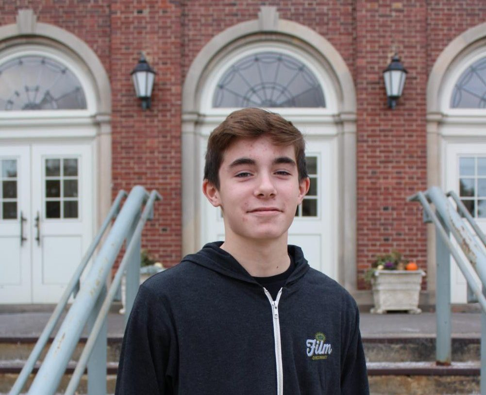 Aidan Brogan, '24, is ready for the release of his first movie 'Dark Waters' on Nov. 22. Through the process, Brogan was able to grow as an actor and start a resume that he hopes will expand tremendously.
