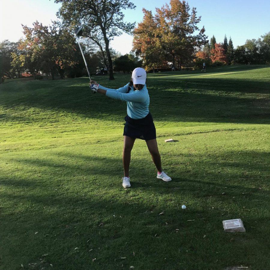 Only 15, Anika Varma is a golf sensation