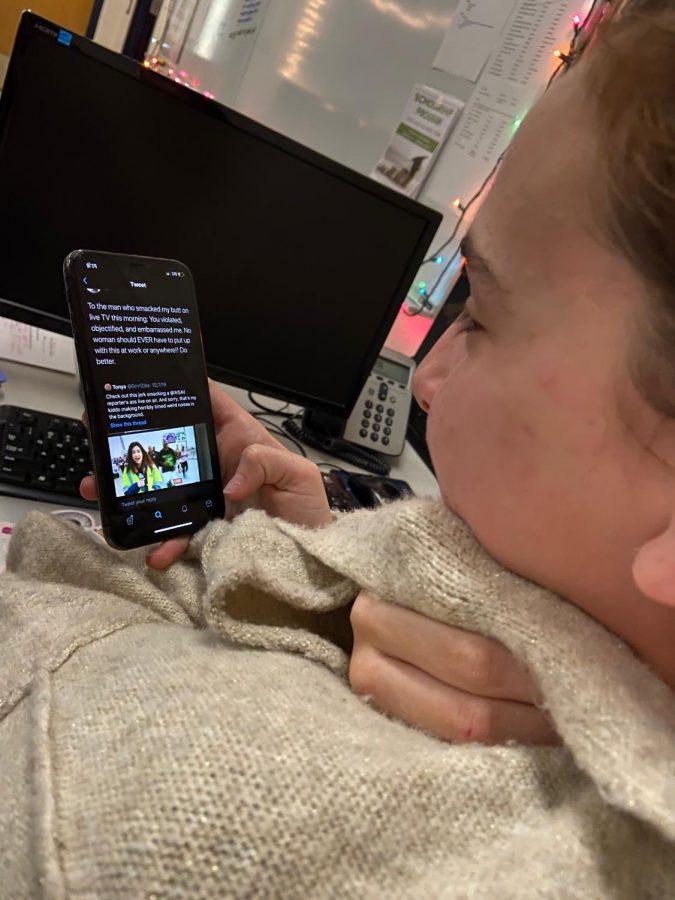 Grabbing attention: social media's platform for women aids in social justice