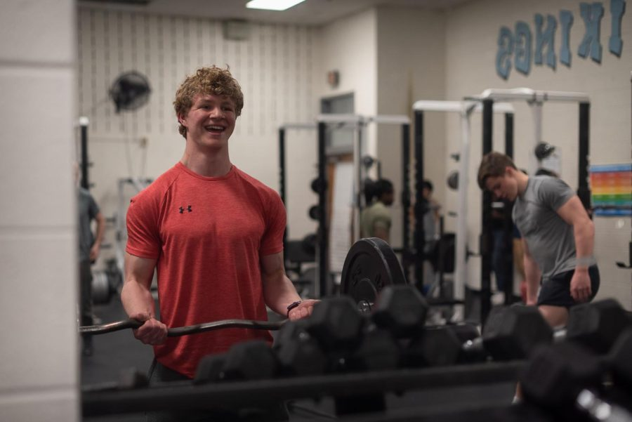 """Junior fitness guru """"lifts"""" the community with his knowledge"""