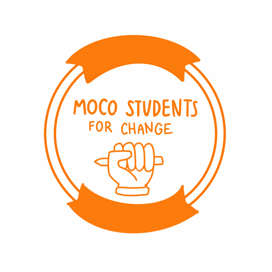 MoCo for Change marches toward a better world