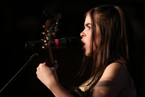 Musical talent expressed at annual Coffee House