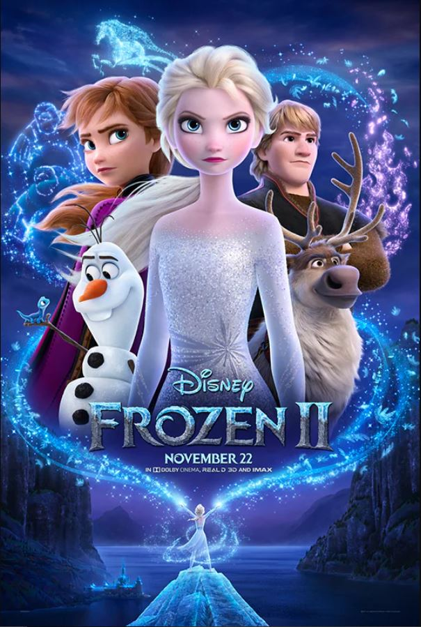 """Frozen II"" keeps it cool"