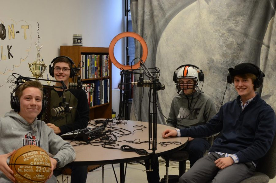 Eagle Eye Podcasts: Talon-T Talk, Episode 4 – Junior Brandon Lucas on Boys Basketball