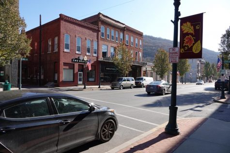 Downtown Tyrone: Open for Business