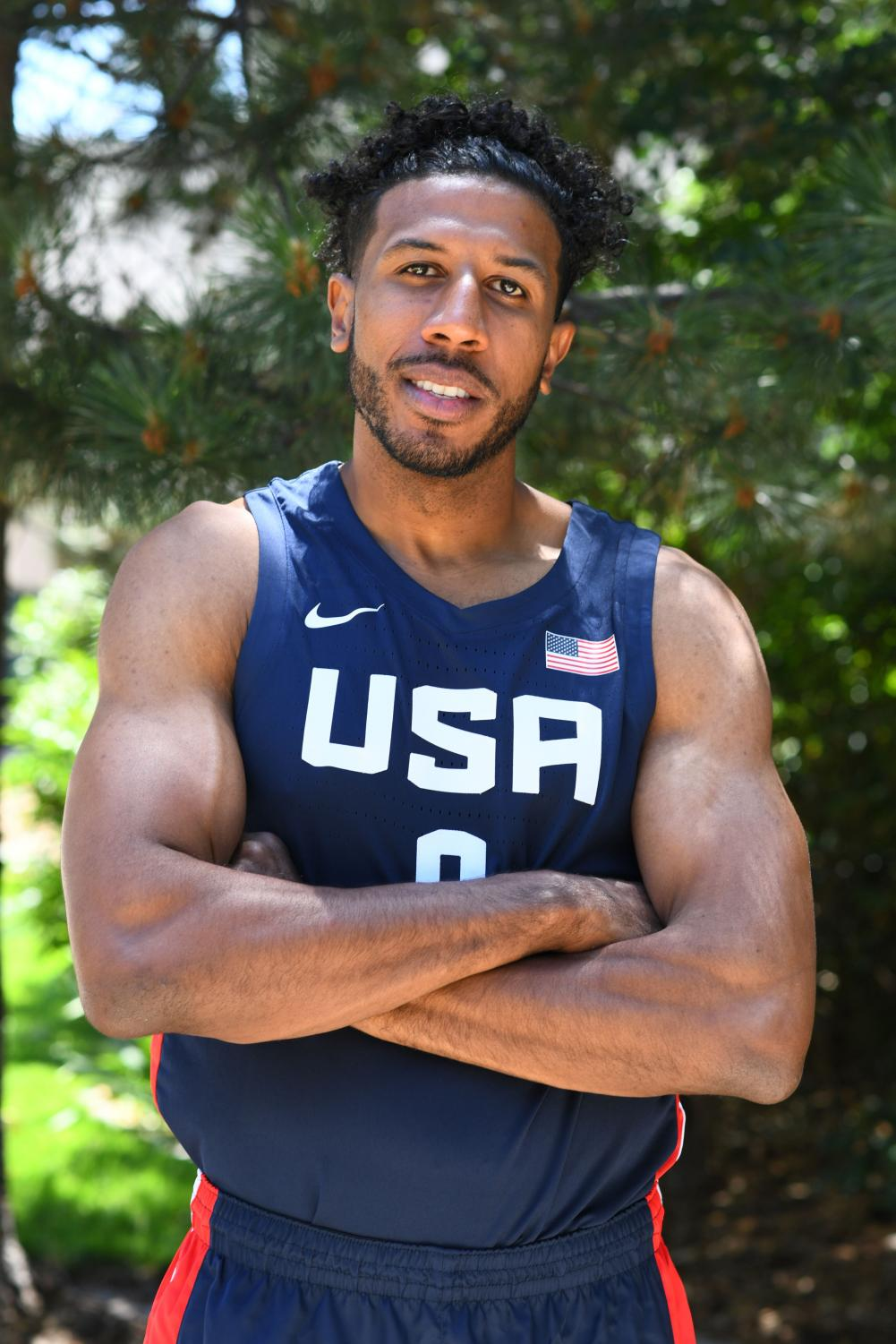 Kareem Maddox hopes to participate in the 2020 Olympics in Tokyo, Japan.