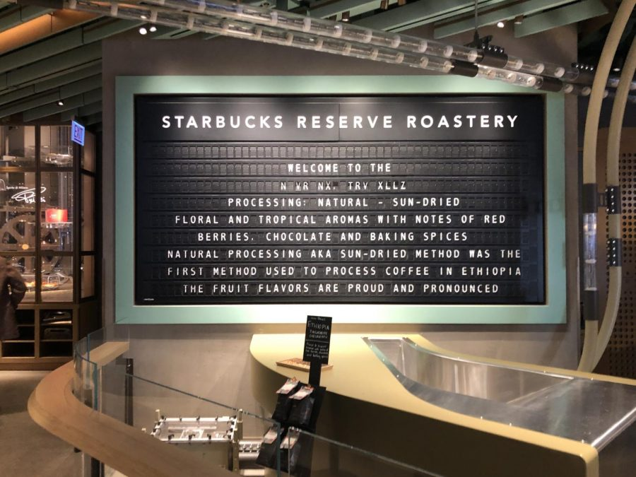 Starbucks Roastery leaves Chicagoans still thirsty