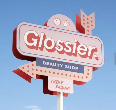 Say hey to Glossier