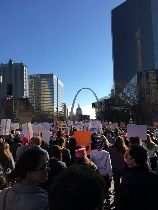 "Women's March & Feminism: ""Separate But Equal"""