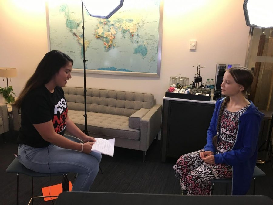 Ramos Named One of Four PBS Student Reporting Labs Student Journalists of the Year