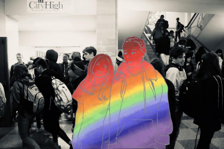 Staff Editorial: Dating in High School is Hard. Being Queer Makes it Harder