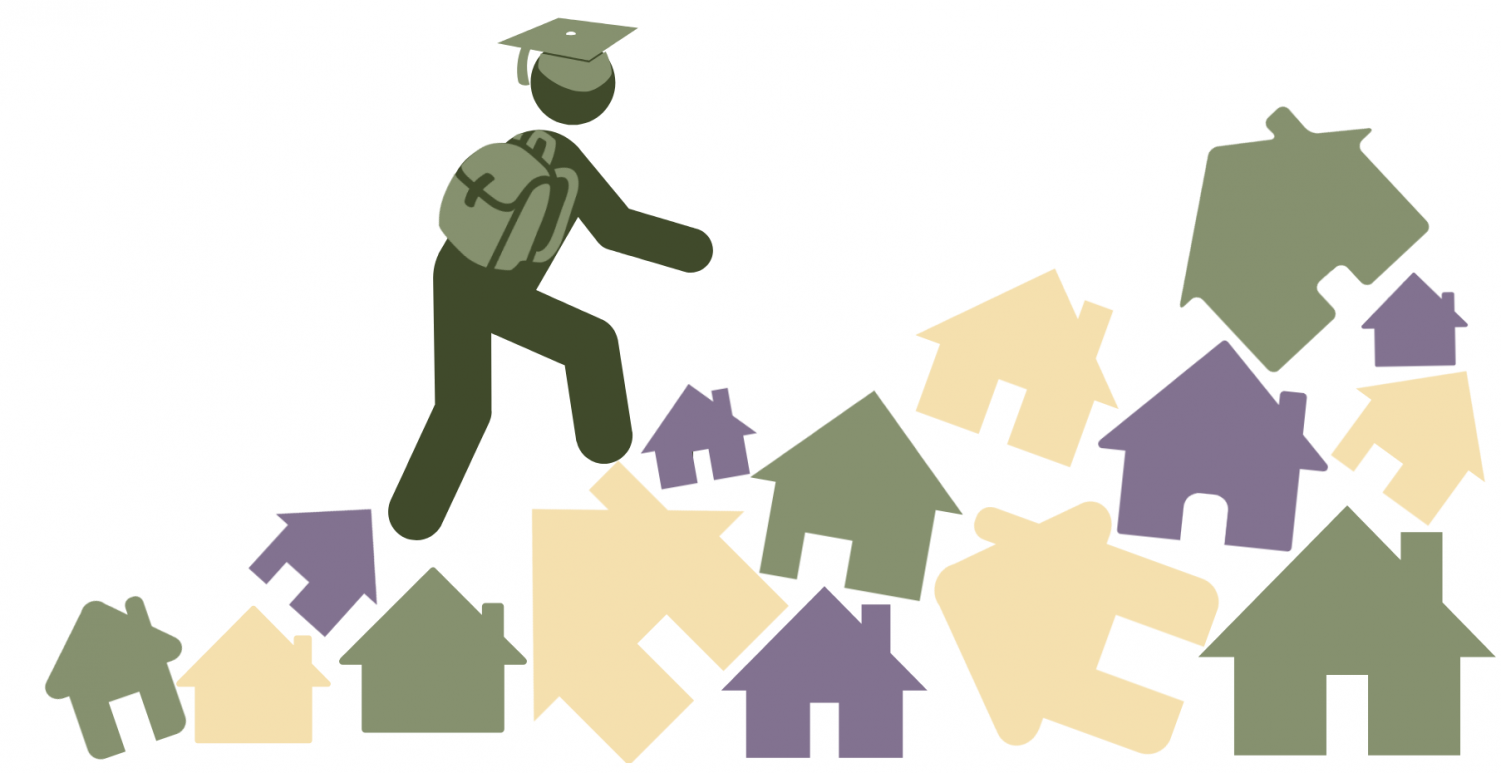A foster care student struggles in rising above personal and educational barriers to find academic success.