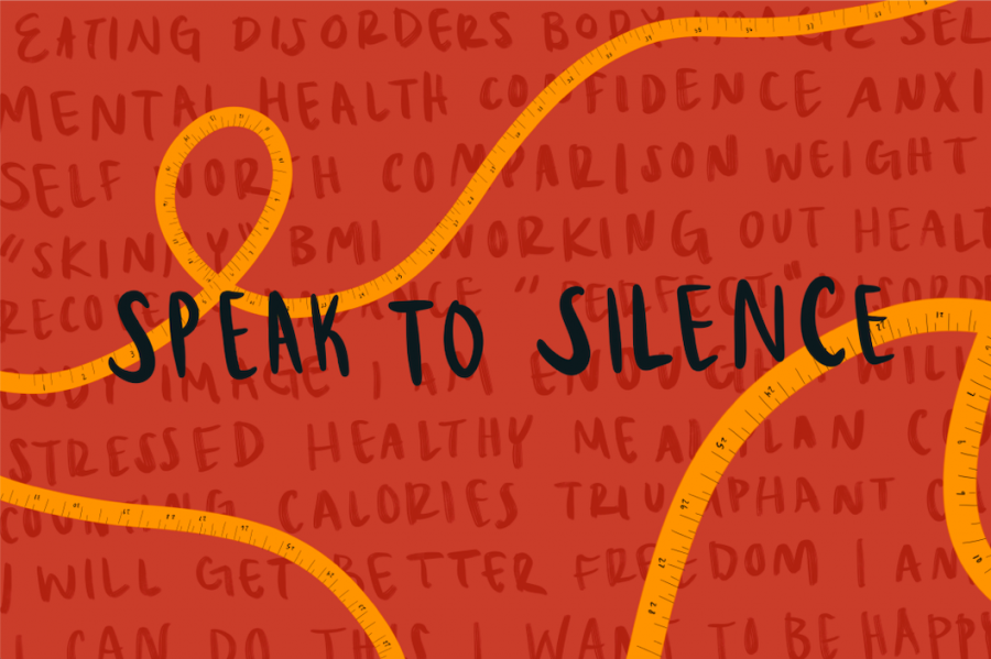 Speak+to+Silence+tackles+eating+disorders+and+oening+up+tough+conversations+in+its+first+chapter.