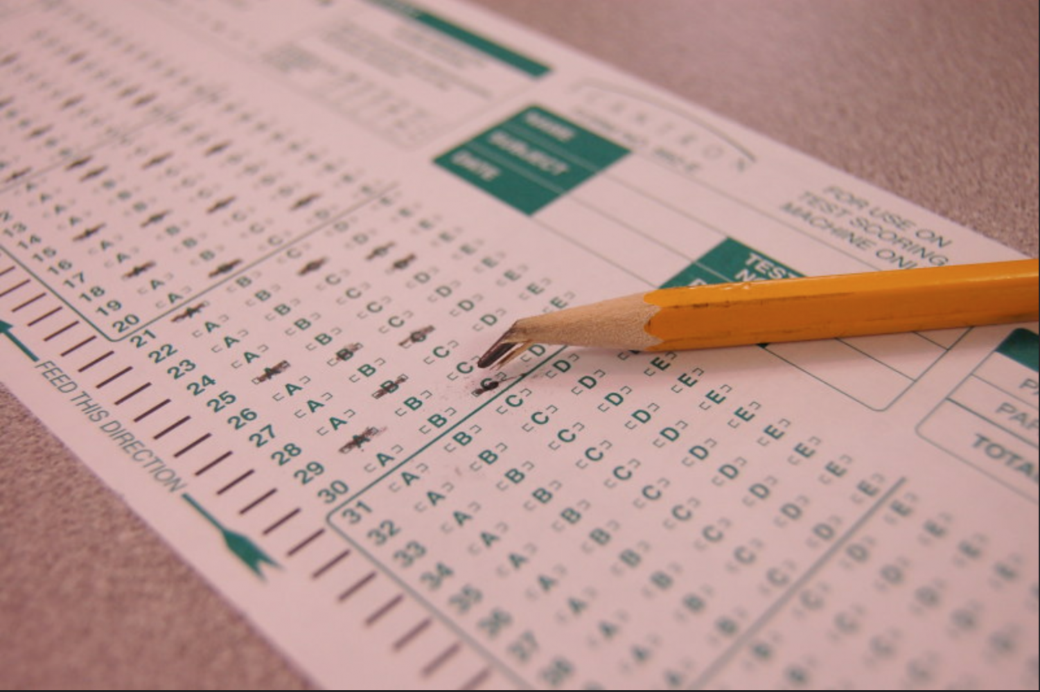 The SAT is an infamous test that many high school students dread taking.