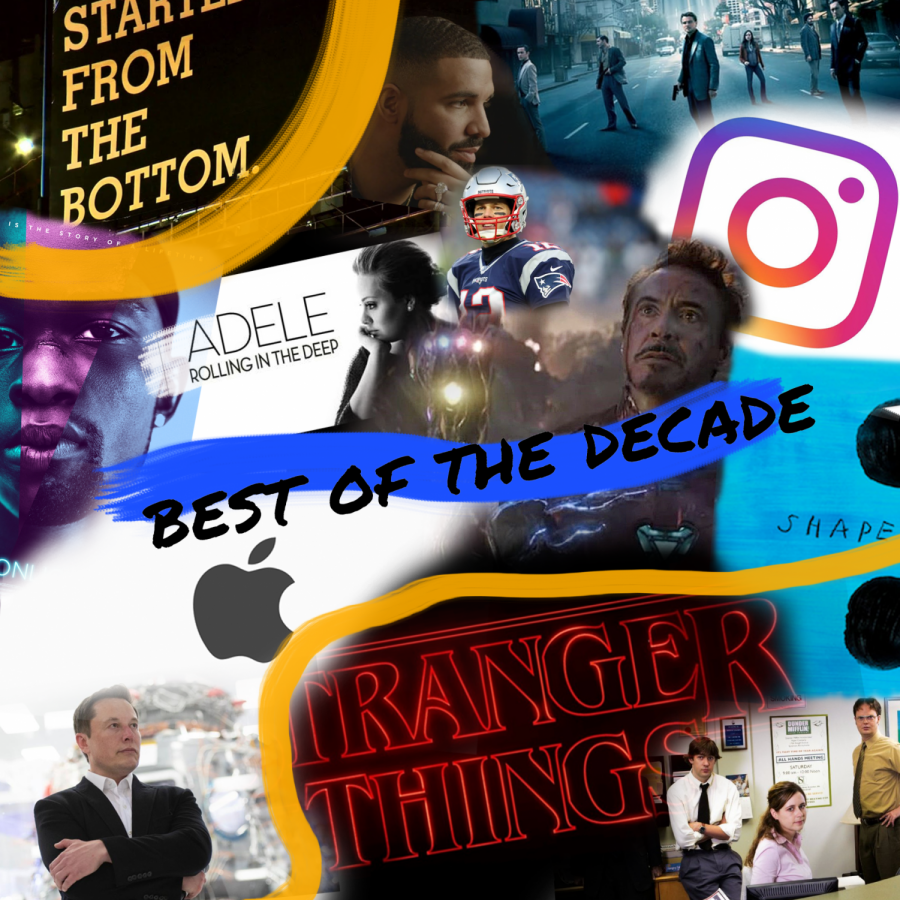 Looking back: The best of the 2010s