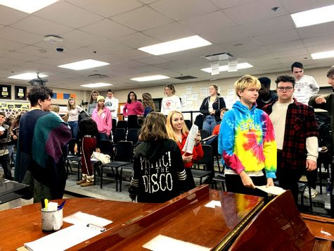 South choir is an outlier in the choral world, yet still has far to go with gender inclusivity