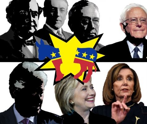Moving to the center has led to the failure of the Democratic Party.