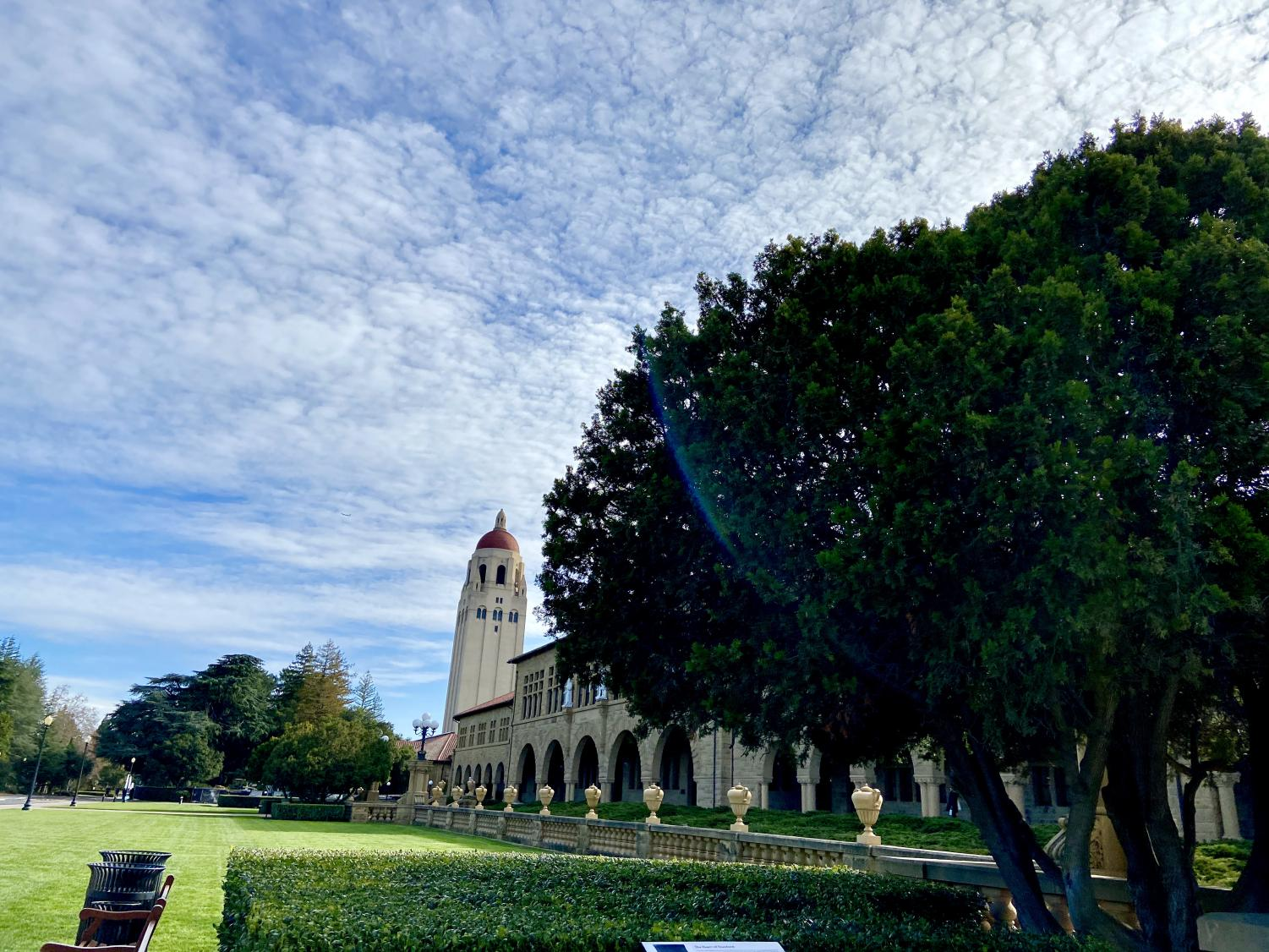 Stanford is ranked as the sixth best university in America.