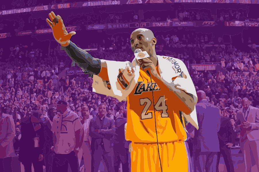 What Kobe Bryant meant to me