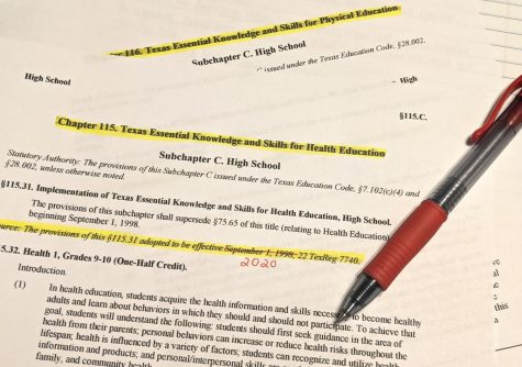 Health, physical education TEKS revised for first time in 22 years
