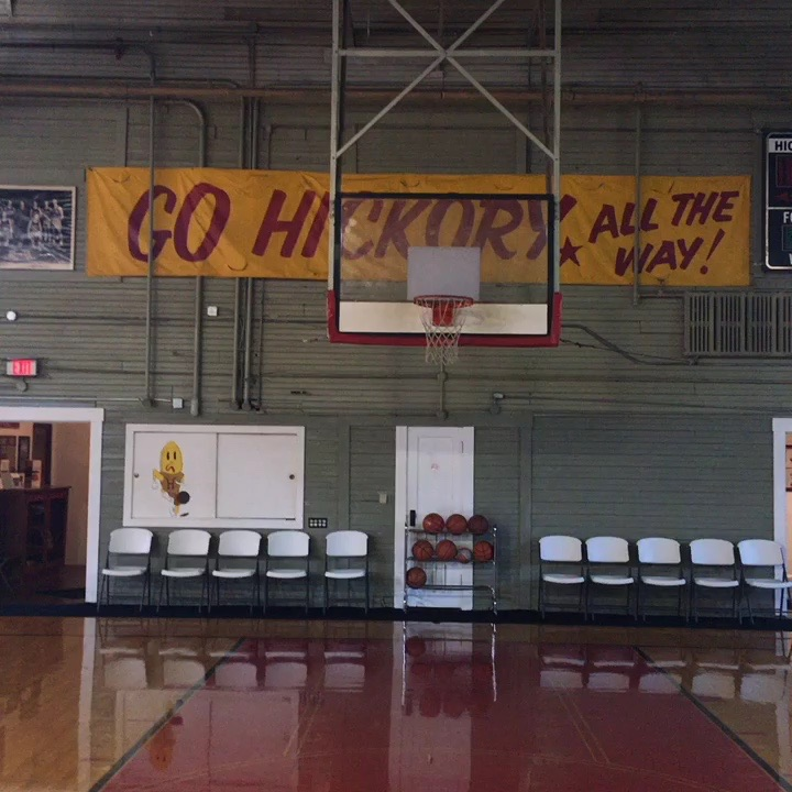 Basketball Teams Travel to Famous Hoosier Gym