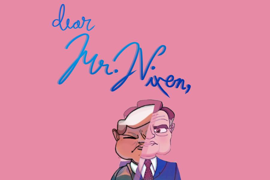 Dear Mr. Richard Nixon