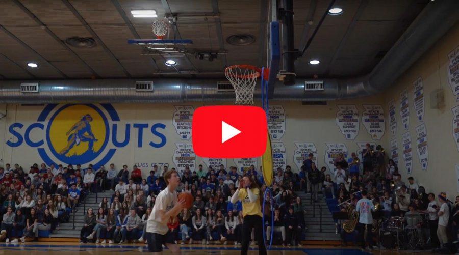 ELS Basketball Game Brings School Together