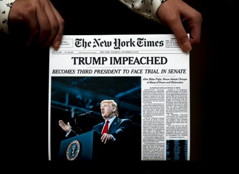 Today, Feb. 5, 2020, the Senate voted to acquit President Trump of both articles of impeachment.